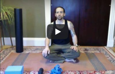 Restorative Yoga Sequence 1